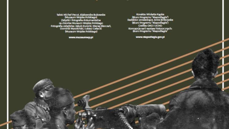 """Bitwa Warszawska. Stulecie zwycięstwa. Wystawa w galerii """"Na skrzydłach"""" – 6.07-28.08.2020"""