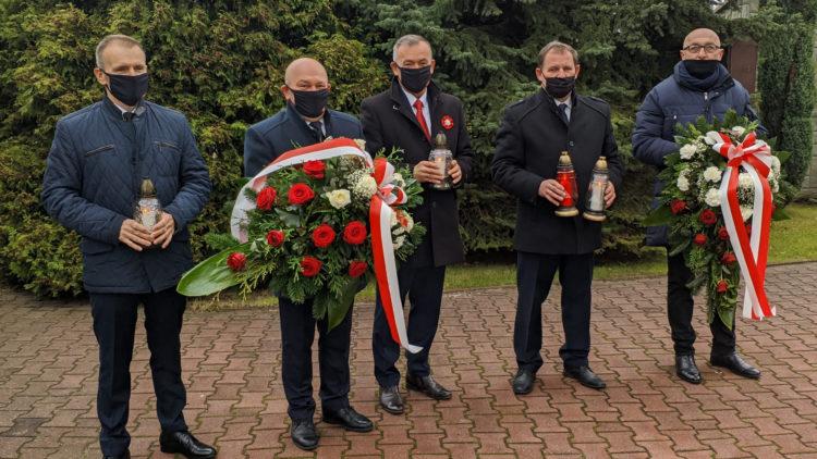 Święto Niepodległości w Gminie Przeciszów – 11 listopad 2020 roku