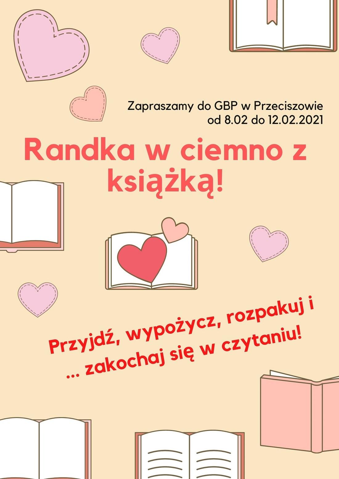 Zaczytane Walentynki!