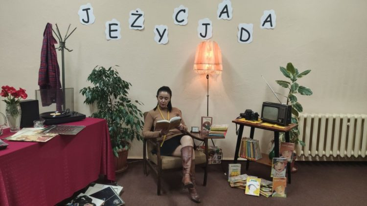 V Ogólnopolskie Czytanie Jeżycjady Małgorzaty Musierowicz