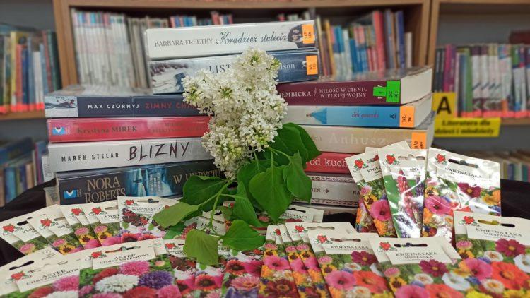 Wiosenna biblioteka zaprasza!