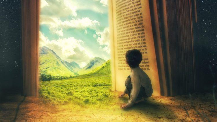 """Znajdziesz mnie w bibliotece, czyli """"Mała książka, wielkie człowiek"""""""