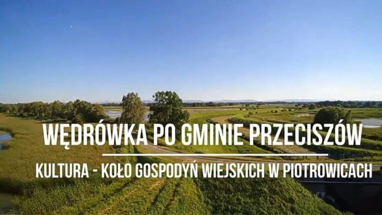Filmowa wędrówka po gminie Przeciszów
